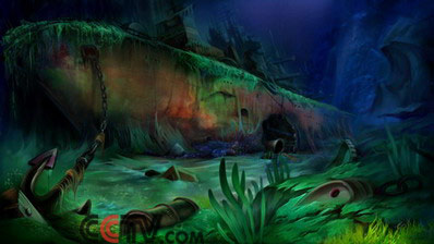 海底原始动物有介绍