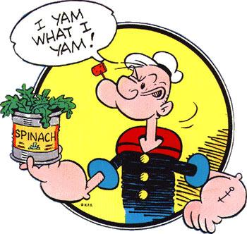 菠菜卡通图片大全