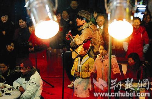 湖北吉庆街新 四大天王