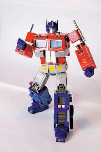 模型玩具-002 《变形金刚》