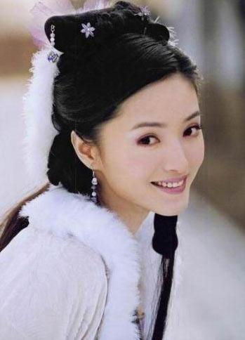 张澜澜版江山风雨情 陈圆圆
