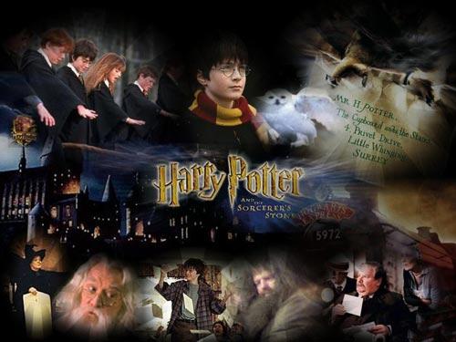 《哈利·波特》三人组的成长过程