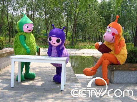 2008年7月9日--7月11日:红色 小小智慧树 cctv.com