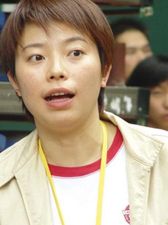 杨影很适应媒体记者新工作