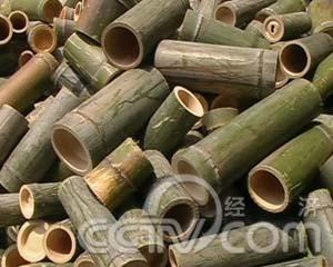 竹子加工细节取胜(组图) - 仁和山庄 - 自然的怀抱,梦想的家园