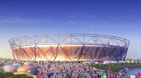 2012年伦敦奥运会场馆 蓝图也很惊人 - 1168dht - 和谐世界