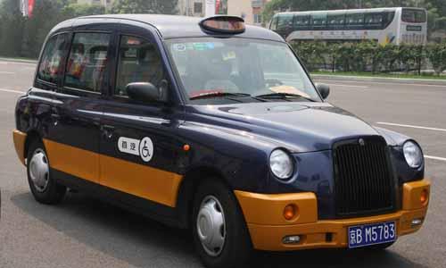 10辆福特全顺残疾人出租车以及由桑塔纳3000改装的30辆残疾人出租车