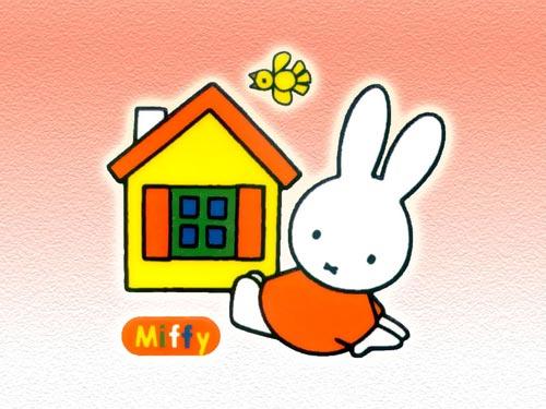 米菲兔可爱照片
