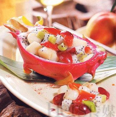 妈妈diy:宝贝盛夏最爱水果餐