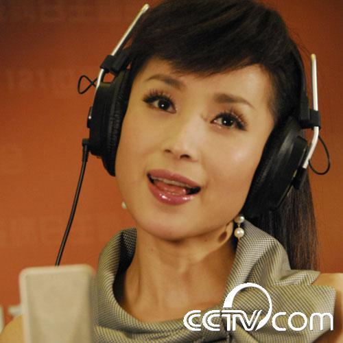 汤灿 2008艾滋病日 CCTV.com