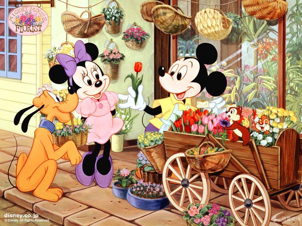 米老鼠*超可爱*壁纸秀
