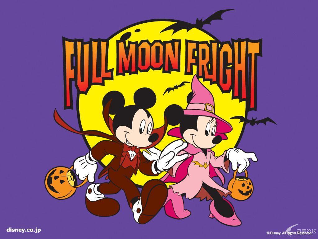 耀眼明星 漂亮壁纸 米老鼠家族 迪斯尼动画集