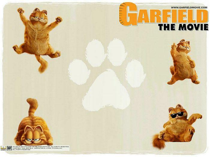 《加菲猫2》之双猫记 精彩壁纸欣赏