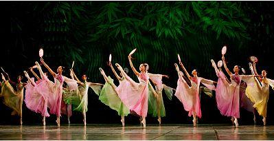 中国芭蕾舞剧《二泉映月》