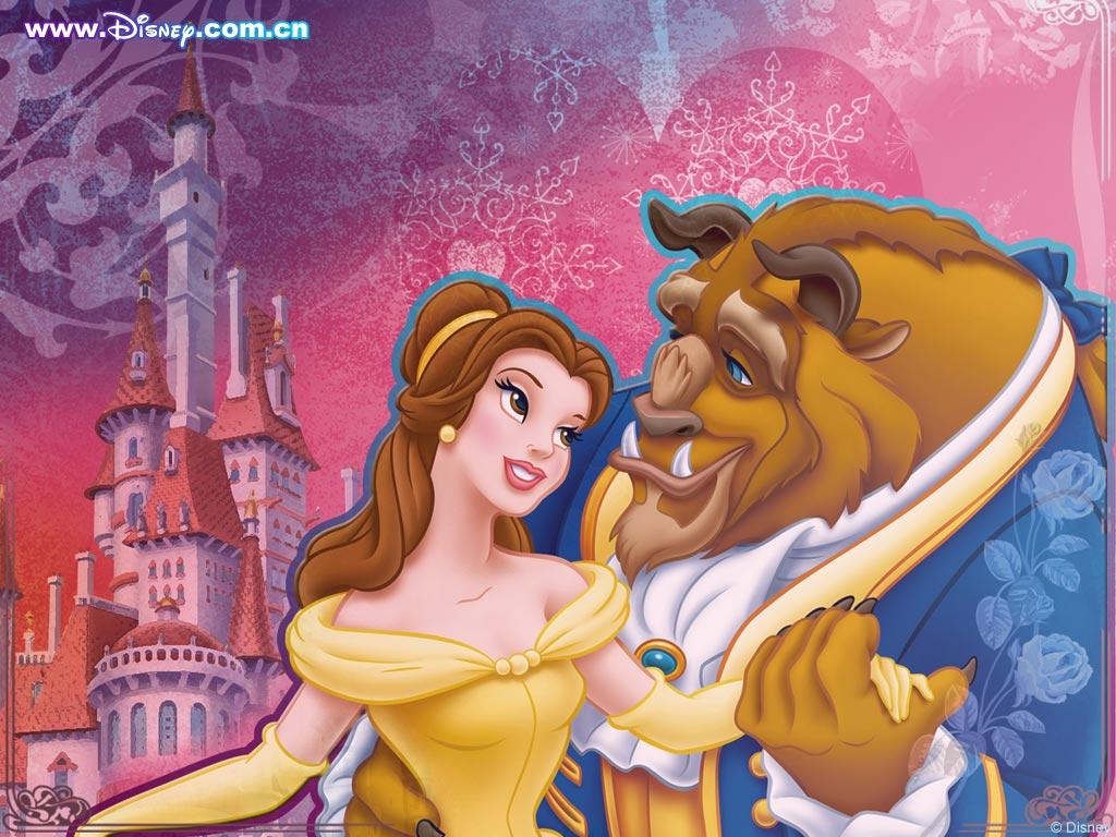 梦幻公主*漂亮壁纸*贝儿公主