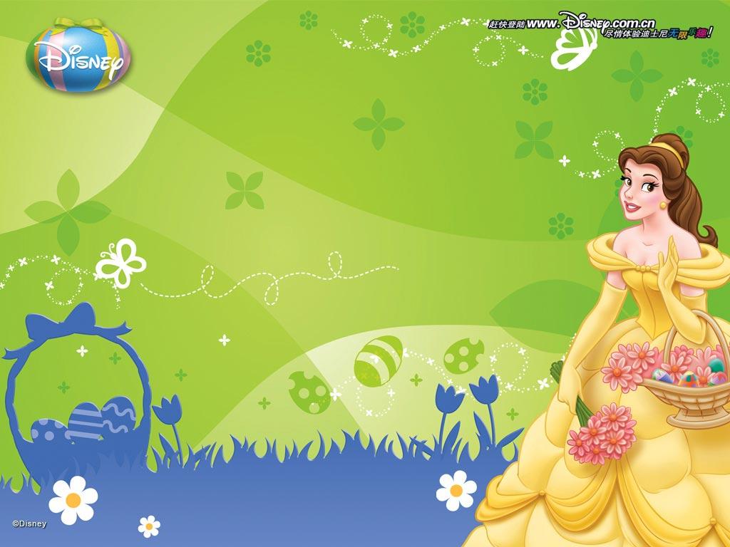 美女与野兽 贝儿公主