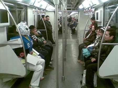 地铁模型手工制作步骤