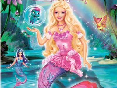 动画狂欢曲 芭比之人鱼公主
