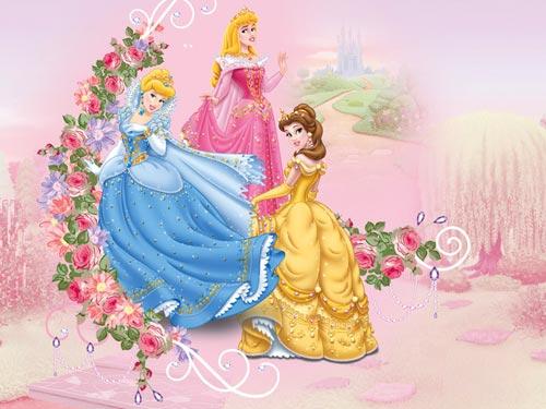 迪士尼*梦幻公主*漂亮壁纸
