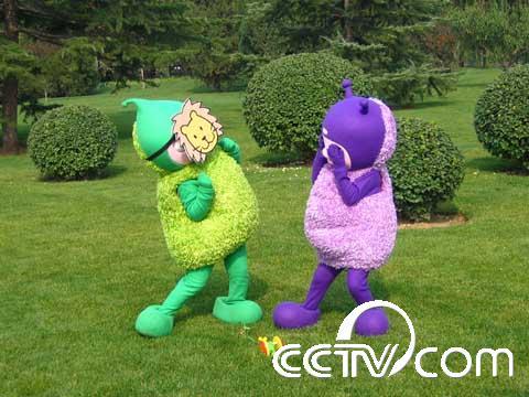 2009年3月4日——3月6日《狮子》 小小智慧树 cctv.com