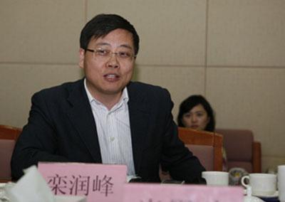 金和软件董事长 栾润峰 感谢 思考 建议