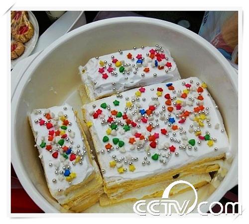 生日蛋糕裱花制作视频强盛蛋糕diy手工