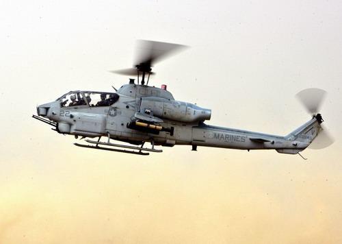 [小小军事家]空中战车:世界著名直升机