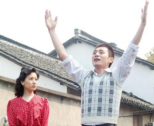 刘烨拍 男儿本色 与刘梓妍吻戏难忘