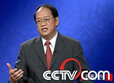 台湾大学著名学者傅佩荣教授