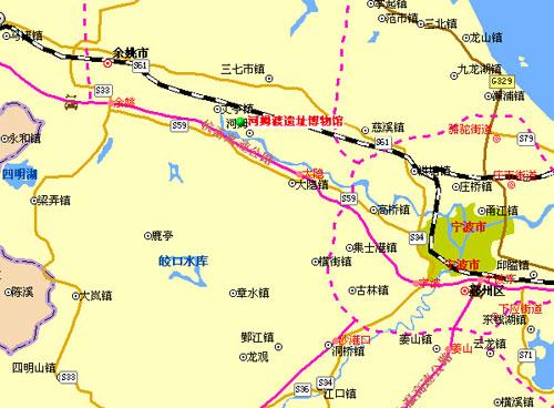 腾冲旅游景点分布图