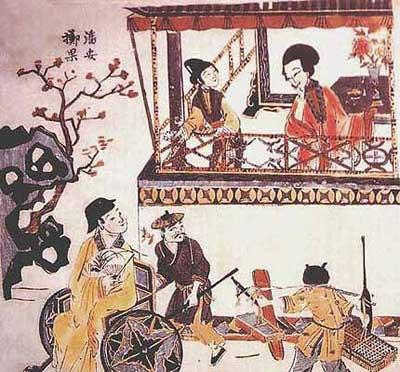 古代四大美男都是怎么死的 故事