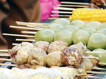 十种最脏的街头小吃 - 陈朝后裔 - 醉爱历史的博客