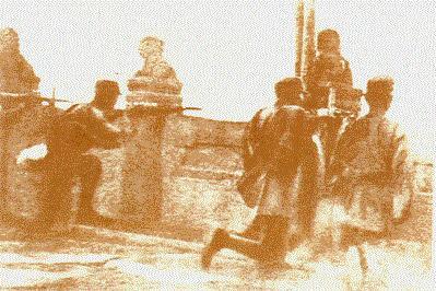 镜头中的七七卢沟桥事变
