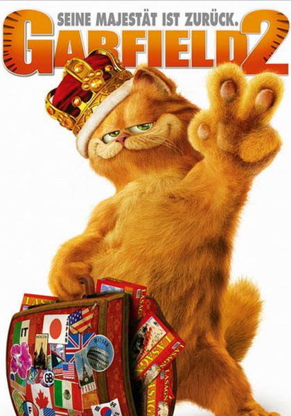 加菲猫的人生歪理:-o