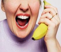 香蕉/超级流行的香蕉减肥法
