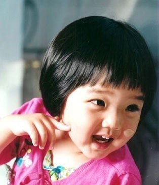 [组图]韩国超可爱小童星
