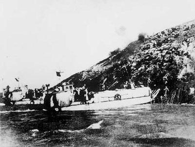 一九五五年海陆空三军在浙江海门海域的联合作战 - 十连 - 十连战友的家