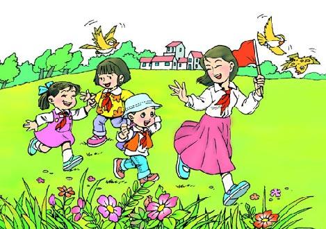 50年代流行的儿童歌曲