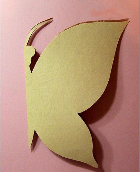 简易的对称剪纸教程