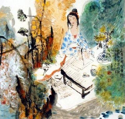 中国古代四大著名丑女