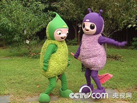 2009年10月4日 小小智慧树 cctv.com