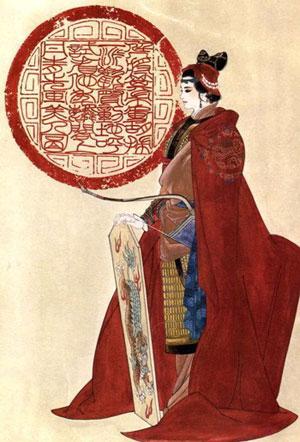 古代唯一载入正史的女将军