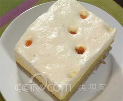 大米蛋糕做法大全图解