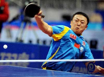 国际乒联职业巡回赛精选1