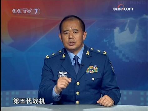 空军少将:我国正同时研制四、五两代战机 和平