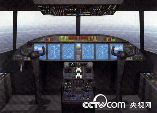 运输五型飞机三面图
