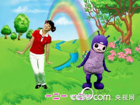 2009年12月7日——12月11日:《小鸭子》 小小智慧树 .