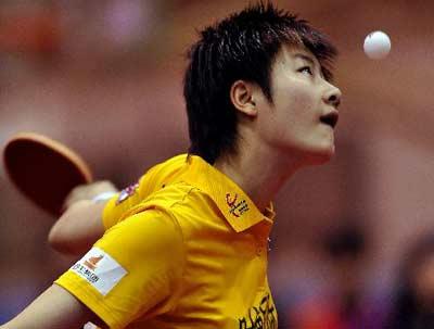 录像 国际乒联职业巡回赛精选