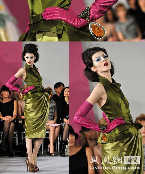 istian Dior 发布会现场-2010春夏巴黎高级女装定制周