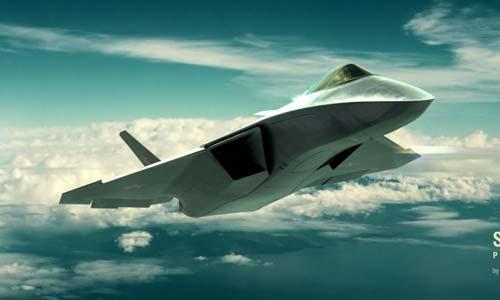 苏霍伊 100喷气式飞机